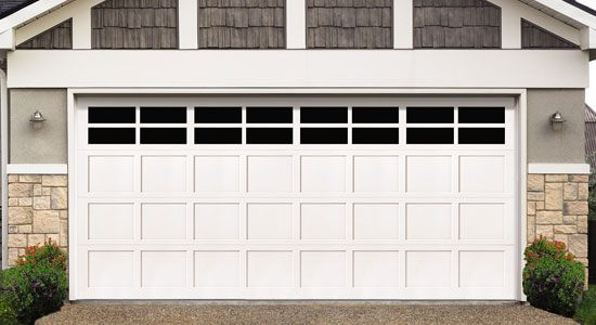 Wood Garage Door Repair